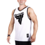 Koszulka Trec Nutrition MEN'S TREC WEAR - PLAYHARD - JERSEY 006/WHITE