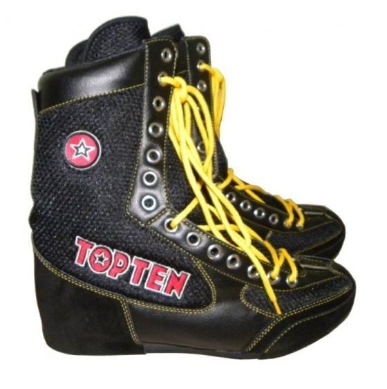 Buty bokserskie TOP TEN - BBA-TT4