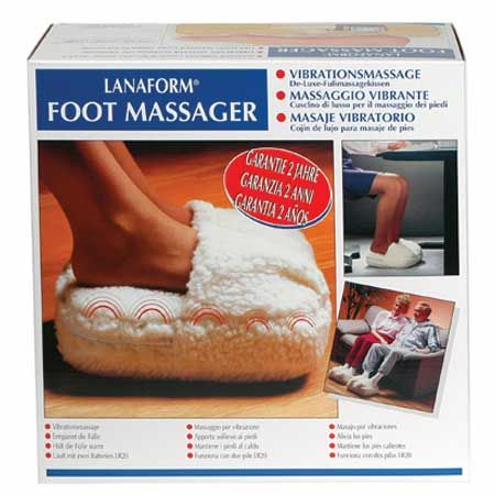 Masażer do stóp Lanaform Foot Massager