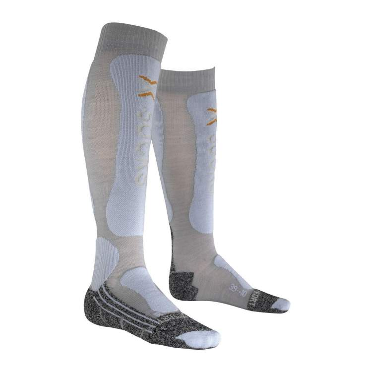 Skarpety narciarskie X-Socks Ski Lady Comfort Supersoft