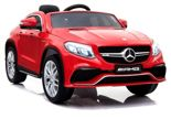 Mercedes GLE63 Coupe Electric Ride On Car - Red
