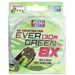 Plecionka Asso Ever Green 8X 0.32mm, 300m